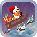Christmas Sledging - in the App Store - NOW!